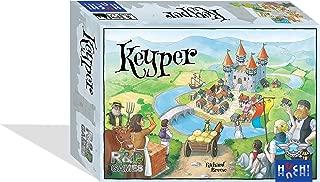 Keyper Board Game