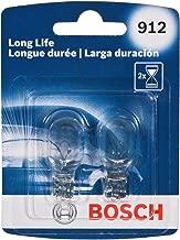 Bosch Automotive 912LL 912 Light Bulb, 2 Pack