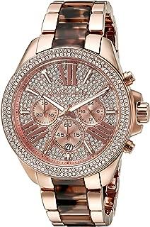 Women's Wren Two-Tone Watch MK6159