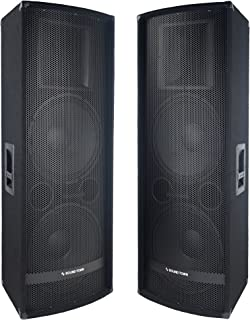 Sound Town 2-Pack Dual 15