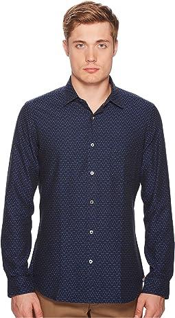 Jacquard Zigzag Shirt