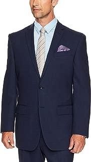 Van Heusen Men's Classic Fit Birdseye Suit Jacket