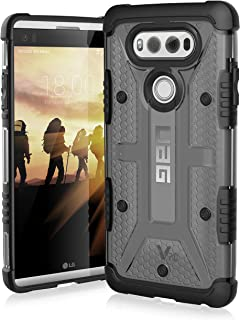 UAG LG V20 Plasma Feather-Light Rugged [ASH] Military Drop Tested Phone Case
