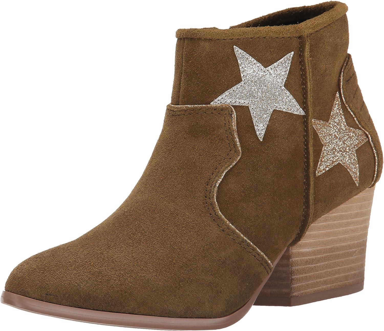 Mojo Moxy Women's Tracery Western Boot Black