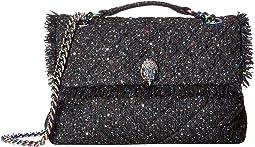Tweed Large Kensington Bag