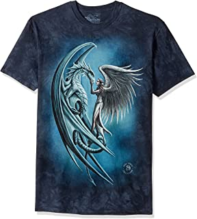The Mountain Men's Angel and Dragon