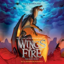 The Dark Secret: Wings of Fire, Book 4