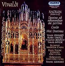 Sacrum, RV 586: Agnus Dei: Dona nobis pacem