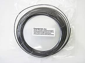 Proto-Pasta Rustable Magnetic Iron PLA 3D Printing Filament 1.75mm (50g) Sample