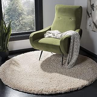 Best big round rugs Reviews