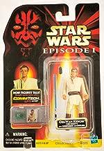 Star Wars Episode I: The Phantom Menace, Obi-Wan Kenobi (Jedi Knight) Action Figure, 3.75 Inches