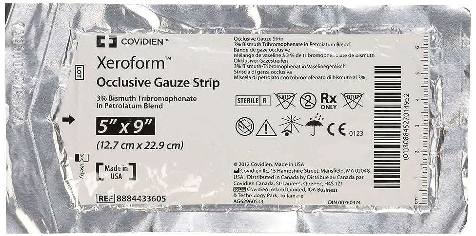 DSS Xeroform Occlusive Petrolatum Gauze Strip, 5