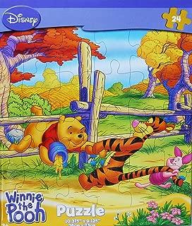Disney Winnie the Pooh 24-Piece Jigsaw Puzzle (Tight Spot)