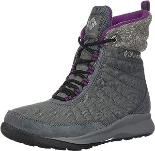 Women's Nikiski Waterproof Winter Boot Graphite 10 Medium US Grey