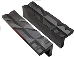 Vise Jaws – Nylon, Multipurpose – Use on any Metal Vise, Magnetic Reversible..