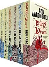 Ben Aaronovitch A Rivers of London Novel Collection 6 Books Set