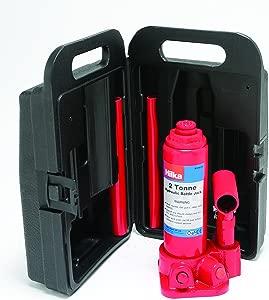 Hilka 82200120 Bottle Jack Carrying Case  Red