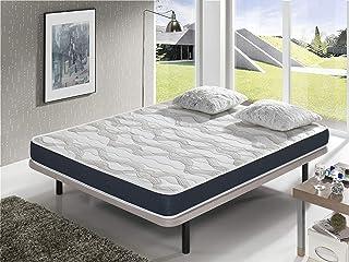 DORMISSIMO Colchon Orion Confort 90X190 – Altura 14 CM – Espuma Super Soft