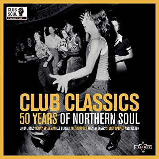 Club Classics - 50 Years Of Northern Soul [Vinilo]
