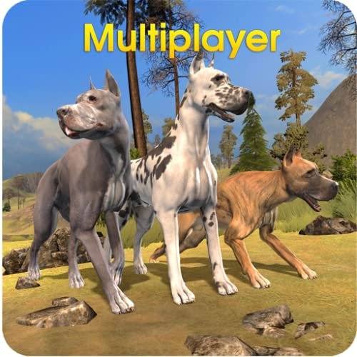 Dog Multiplayer : Great Dane