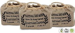 Olive Oil Soap Bar (9 Bars)
