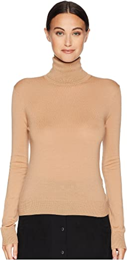 Long Sleeve Turtleneck Knit