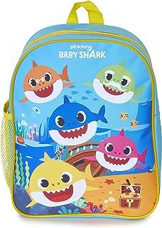 Pinkfong Zaino Baby Shark | Zainetto Bambino Musicale Baby Shark Ufficiale, Zaino Asilo Per Scuola Elementare, Materna, Ni...