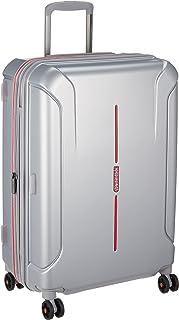 حقيبة سفر صغيرة الحجم متينة من أمريكان توريستر تيكنوم من الألومنيوم، 68 سم دوار، 89303، حقيبة مزدوجة الغرفة، 68/25 تي إس إ...
