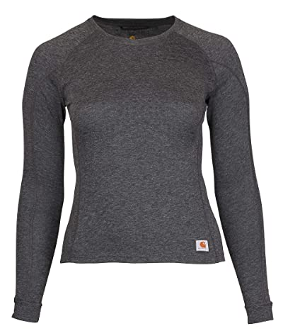 Carhartt Base Force Heavyweight Polyester-wool Crew Base Layer Top