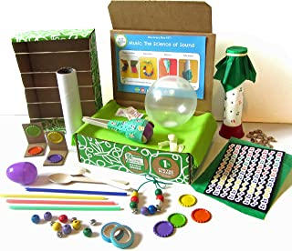 Green Kid Crafts, Music Science Discovery Box