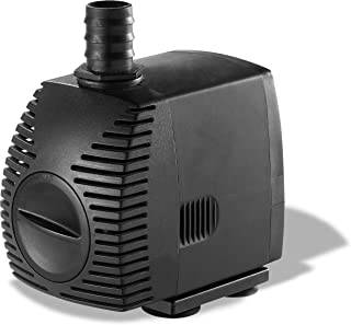 Algreen 500GPH Pond Pump for Gardening and Water Features