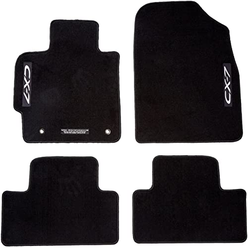 Genuine Mazda Accessories 0000-8B-M09 Carpet Floor Mat
