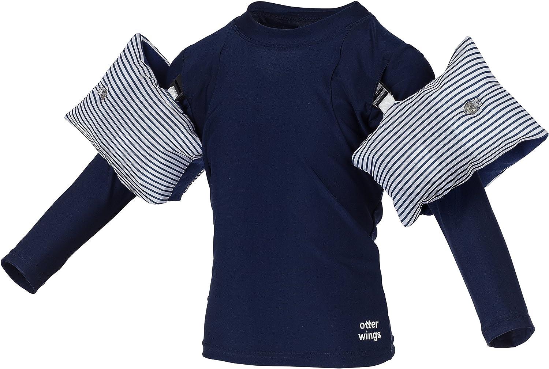 Otter Wings Kids Floaties Max 65% OFF Water Combo S Max 74% OFF Swim UPF Shirt
