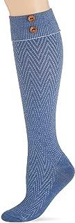 Britt's Knits Boot Socks, Blue