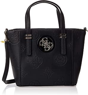 Guess Womens Tote Bag, Black - SL718677