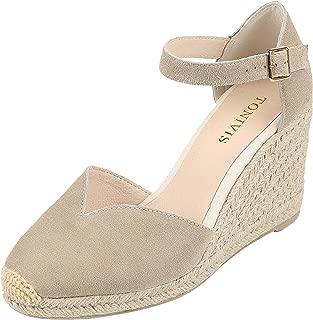 Platform Wedges Sandals for Women, 3