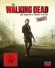 The Walking Dead - Die komplette fünfte Staffel - uncut / mit 3er Postcard Edition (exklusiv bei Amazon.de) [Blu-ray] [Limited Edition]