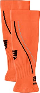 CEP Men's Progressive+ Night Calf Sleeves 2.0 Provide Unique Compression Technology for Running, Cross Training, Fitness, Calf Injuries, Shin Splits, Recovery and Athletics, 20-30mmHg
