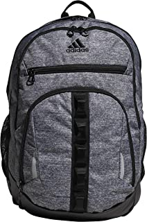 Unisex Prime Backpack, Onix Jersey/Black, ONE SIZE