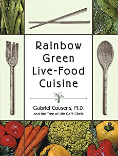 Rainbow Green Live Food