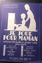 Je Joue Pour Maman 1 Petit Air Piano (En Grosses