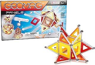 Geomag 453 Panels Magnetic Construction Set, 104-Pieces
