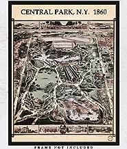 Best central park map Reviews