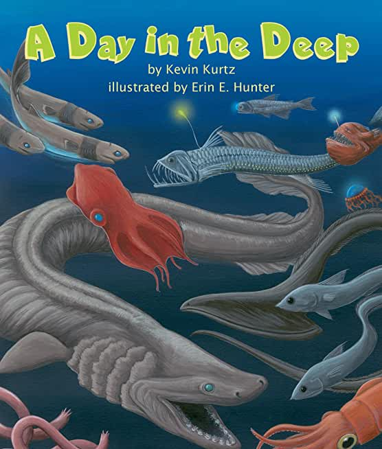 A Day in the Deep (English Edition)