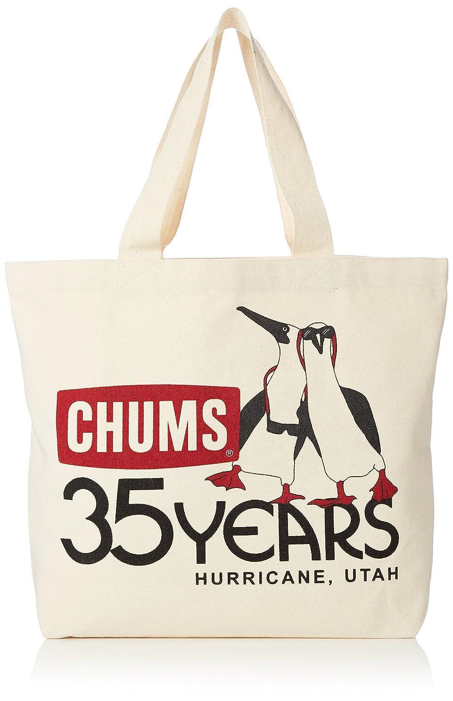 昼食発生かわいらしい[チャムス] トートバッグ 35th Anniversary Tote Bag
