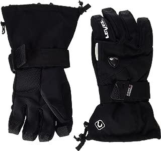 Ziener caballeros-ciclismo-bicicleta-guantes cadaro bike Glove negra//amarilla