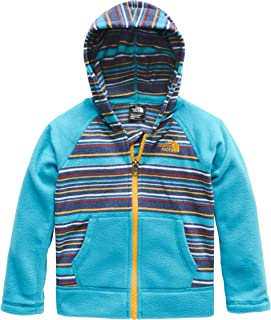 The North Face Kids Baby Boy's Glacier Full Zip Hoodie (Toddler)
