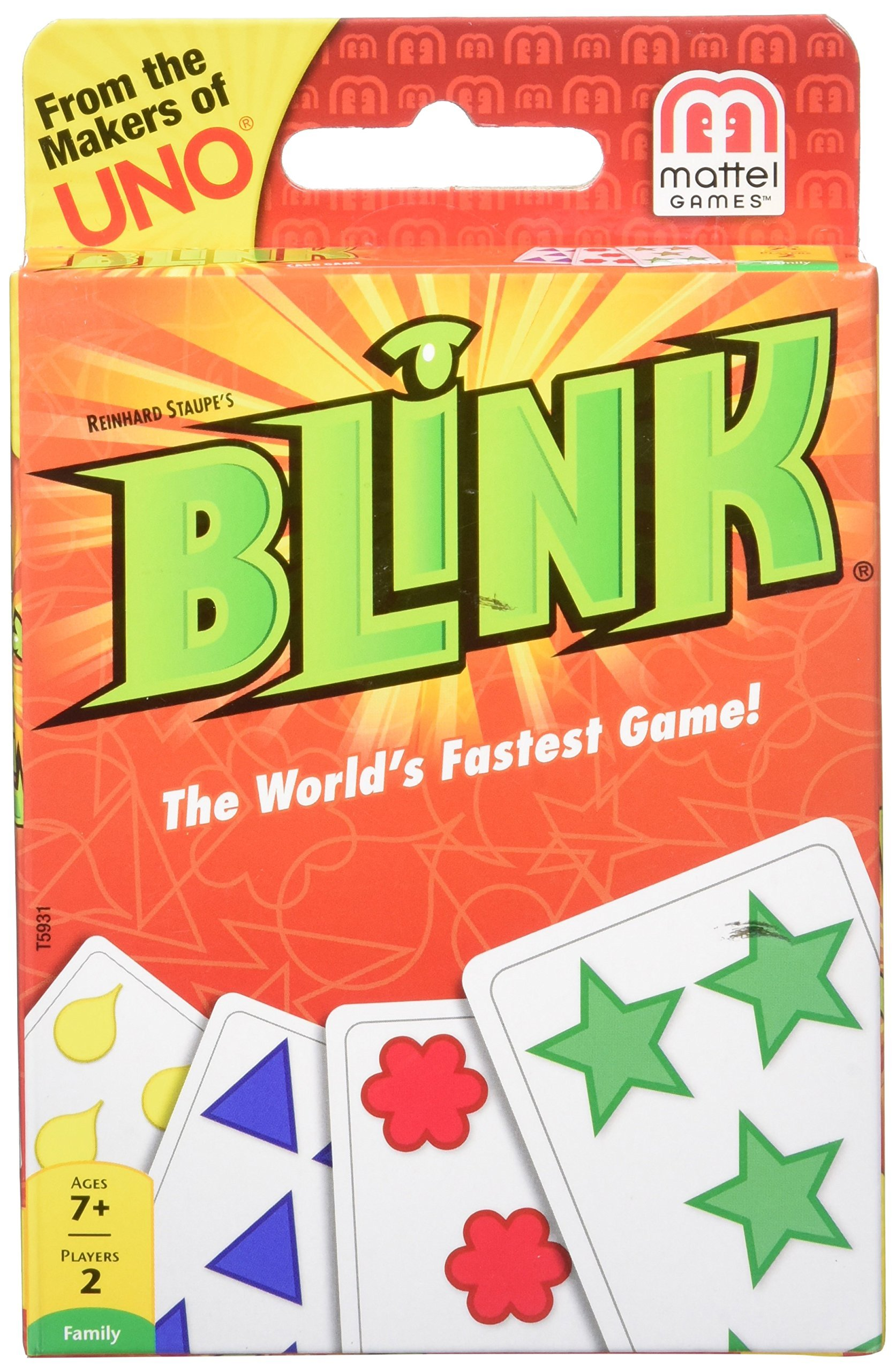 Mattel Games Blink Worlds Fastest