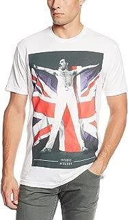 Men's Freddie Mercury Freddie Flag T-Shirt