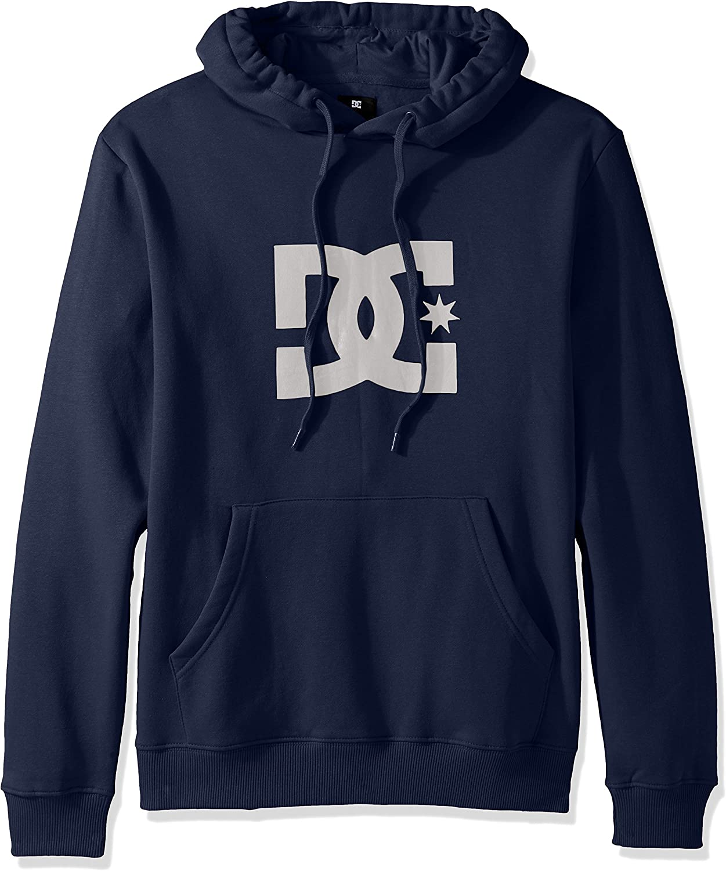DC Men's trend rank Star Hoodie Pullover Very popular! Sweatshirt